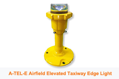 A-TEL-E LED Elevated Airfield Taxiway Edge Light
