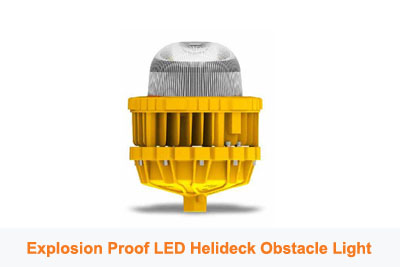 Explosion Proof LED Obstacle Light
