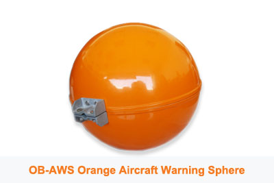 OB-AWS Aircraft Warning Sphere