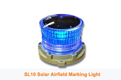 Solar Airfield Marking Light