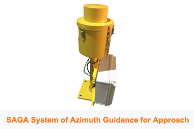 SAGA System of Azimuth Guidance for Approach