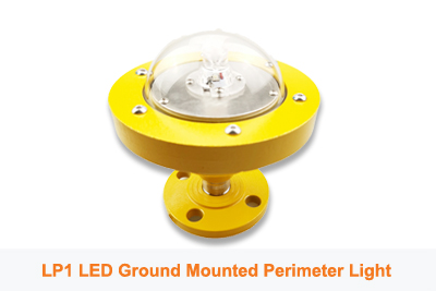 LP1 Ground Mounted LED Perimeter Light